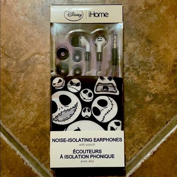Disney X iHome Noise-Isolating Earphones